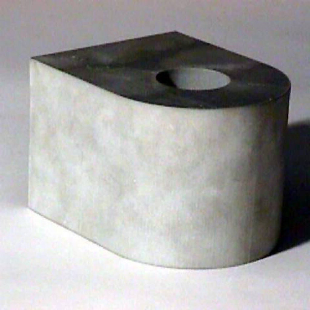 Waterjet cutting sample